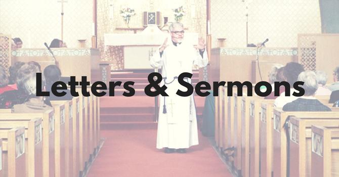 Letters & Sermons