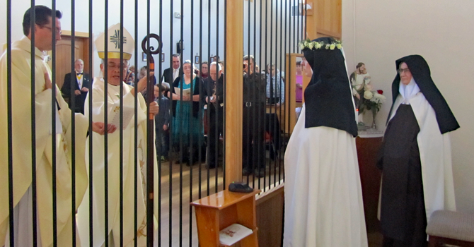 Kamloops Woman Makes Final Vows image
