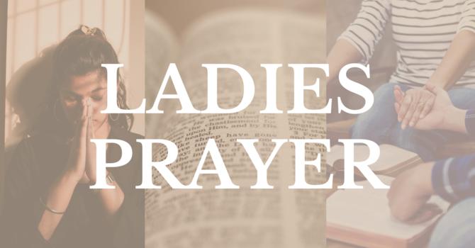 Ladies Prayer