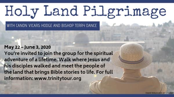 Holy Land Pilgrimage
