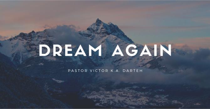 Dream Again image