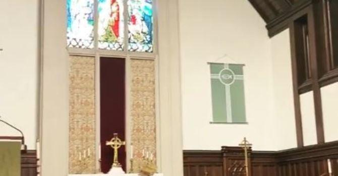 INDOOR Worship begins October 4th, 10am! image