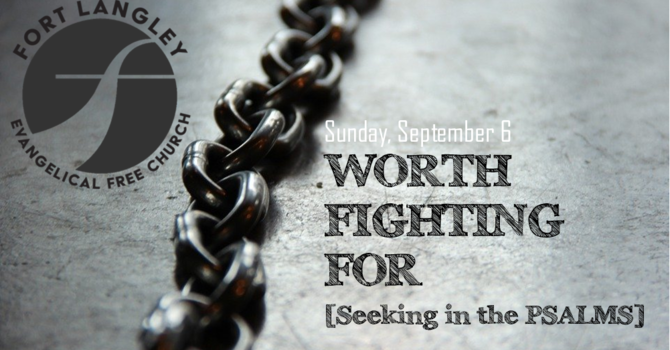 Worth Fighting For (The Reprise)