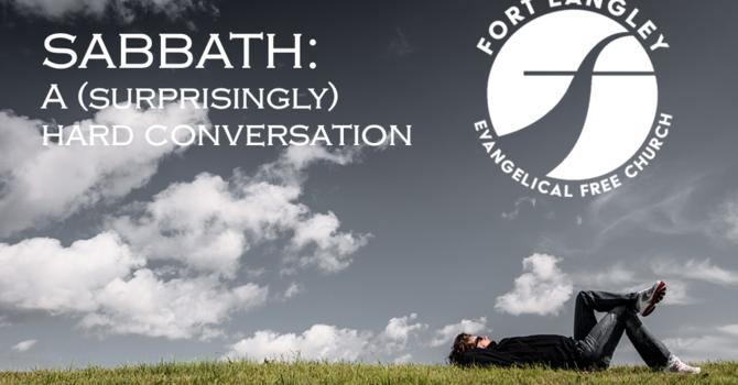 Sabbath: A (Suprisingly) Hard Conversation
