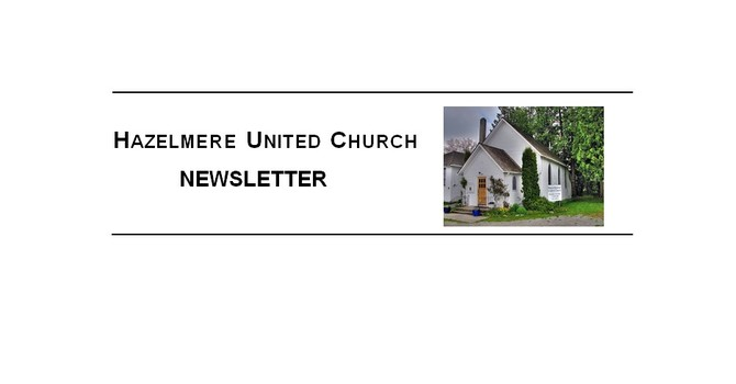 HUC Newsletter (September - October 2018) image
