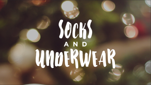 Socks and Underwear