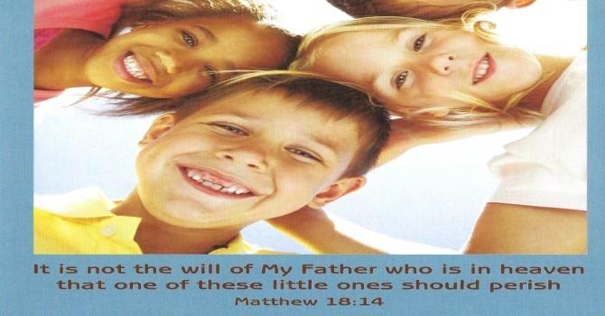 Worship Service Bulletin - Fourteenth Sunday After Pentecost image