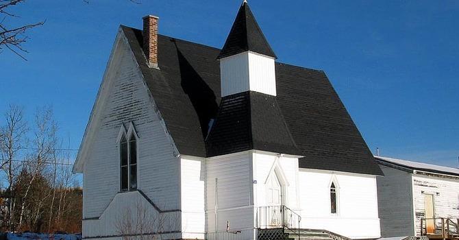 Former St. John the Evangelist, Four Falls