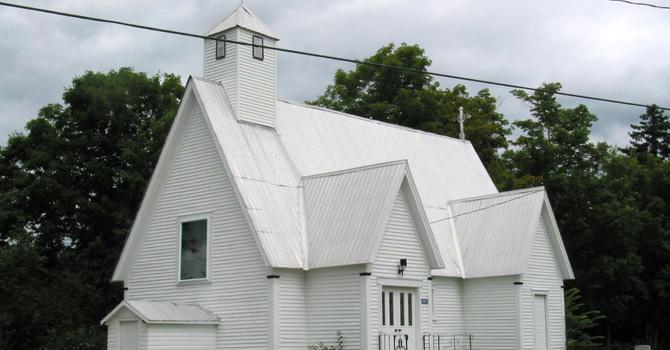 Former St. John's Church, Carrolls Crossing