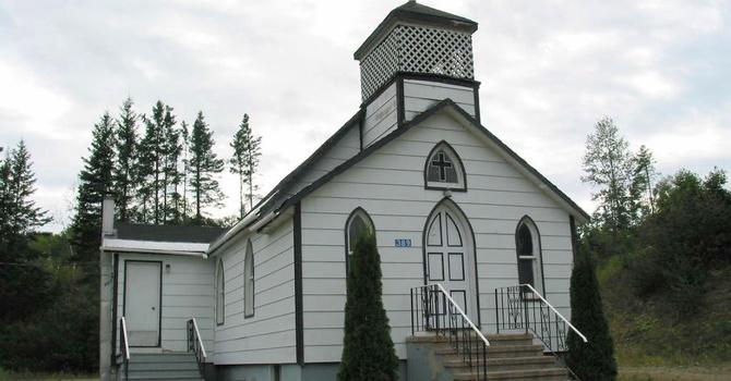 Former St. George's, Flatlands