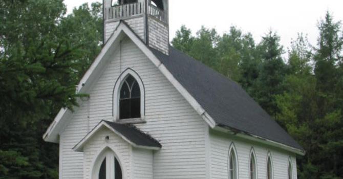 Former St. Paul's, Dawsonville