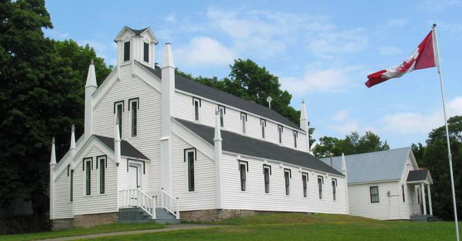 Former St. Paul's, Havelock