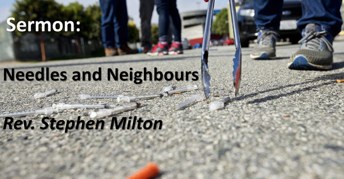 Needles and Neighbours