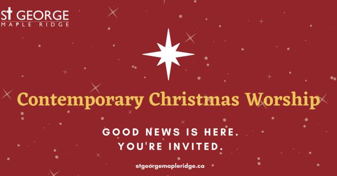 Contemporary Christmas Worship & Carols