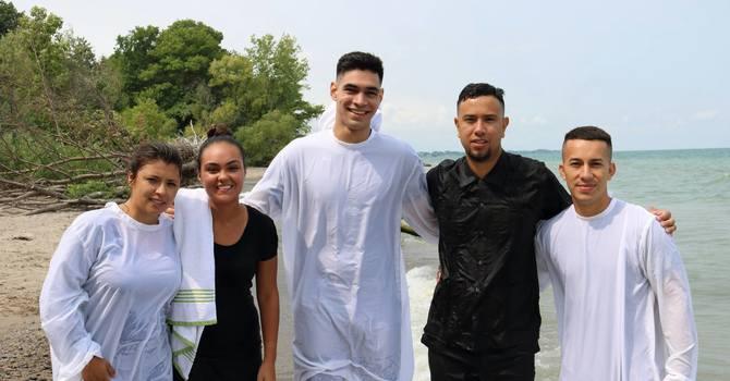 Baptisms/ Bautismos image