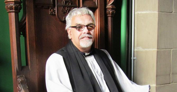 Bishop David chosen as Archbishop of the Province of Canada image