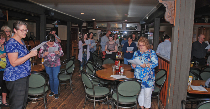 Carols at the Pub