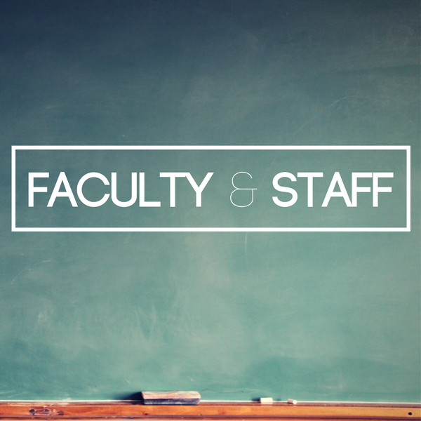 People & Faculty