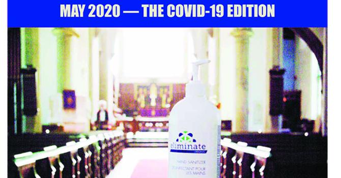 May 2020 New Brunswick Anglican