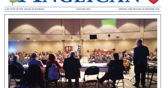 New Brunswick Anglican January 2020