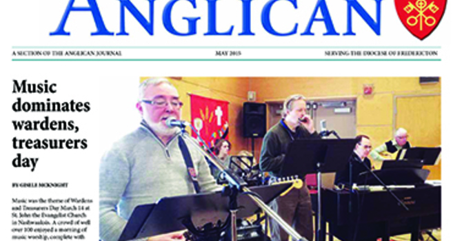 New Brunswick Anglican May 2015