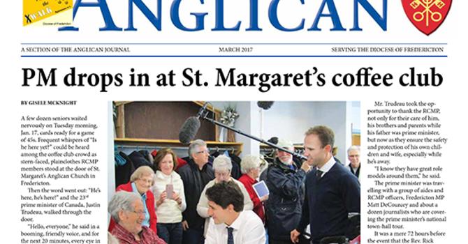 New Brunswick Anglican March  2017