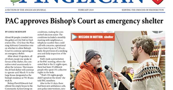 New Brunswick Anglican February 2019