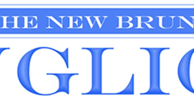 New Brunswick Anglican June 2011 image