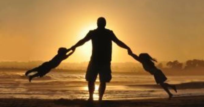 The Critical Role of a Father image