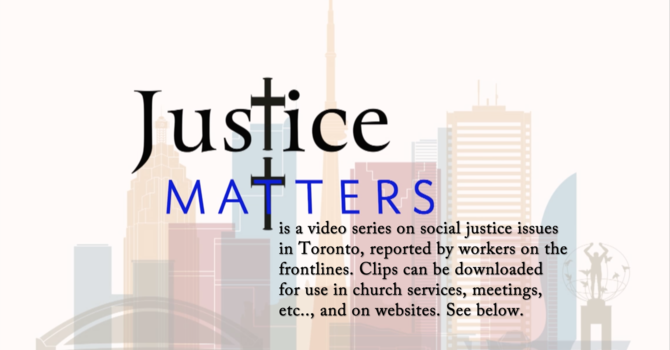 Justice Matters - Episode Four image