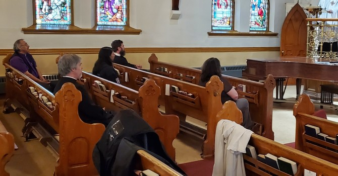 Faith Leaders' Consultation on Re-Opening Places of Worship image