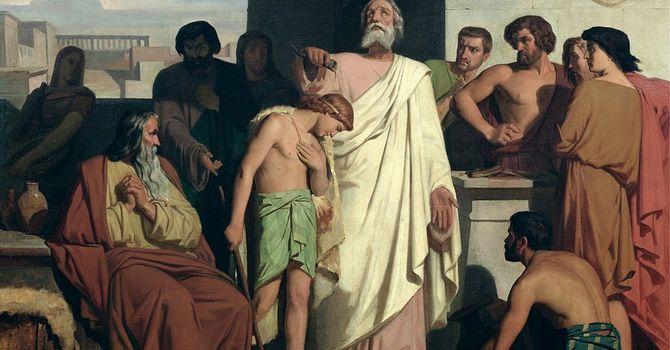Unpacking Sunday's Sermon: David image