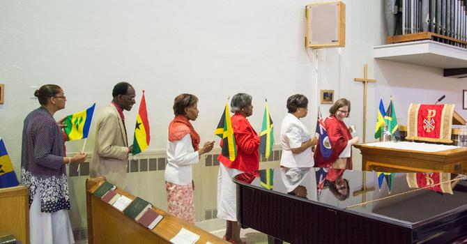 Pentecost celebrates our diversity in the Spirit image