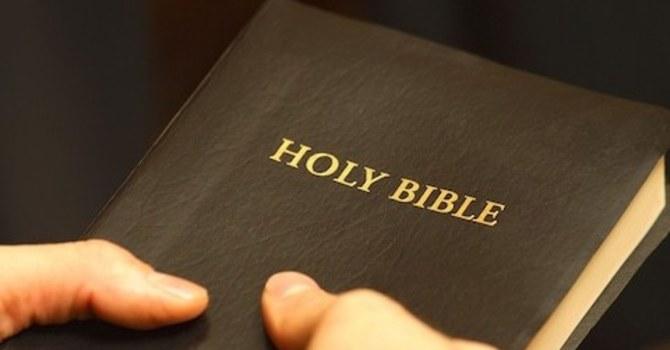 Lenten Bible Study image