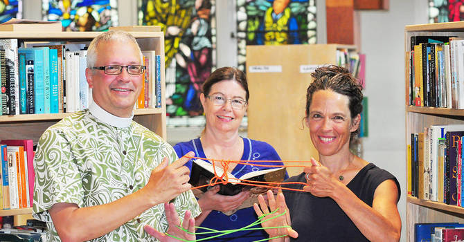 Summer Splash Book Festival article in the Oak Bay News image