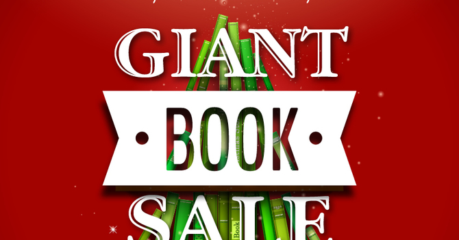 Giant Festive Book Sale
