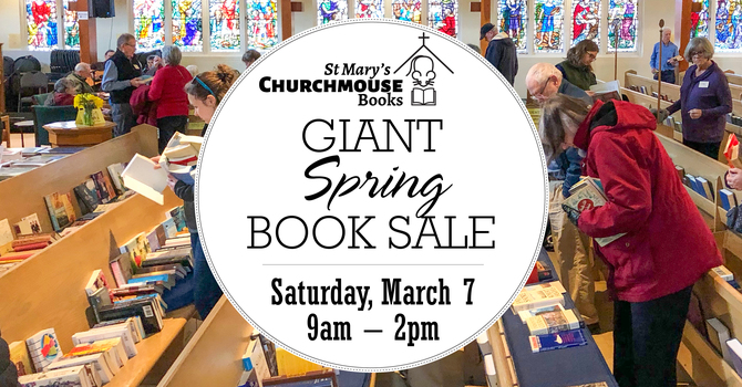 Giant Spring Book Sale