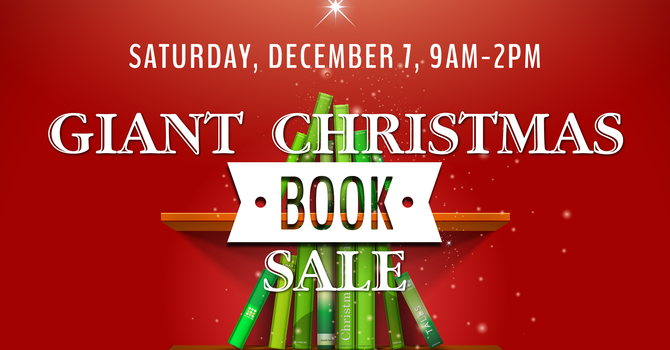 Giant Christmas Book Sale