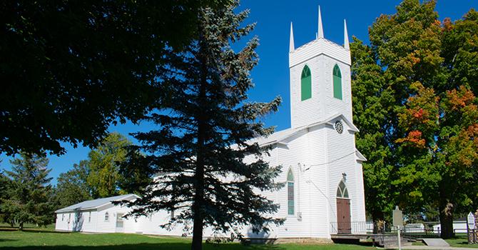 Christ Church, Burritt's Rapids