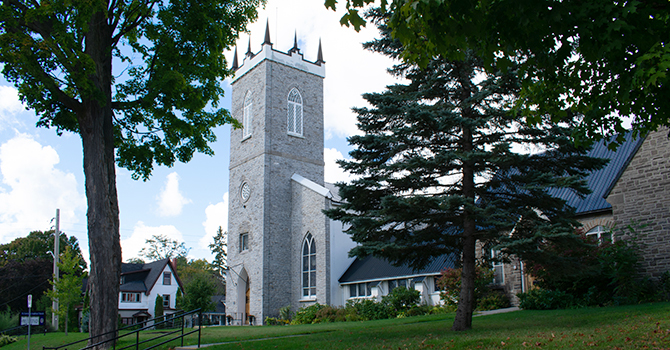 Parish of St. Lawrence