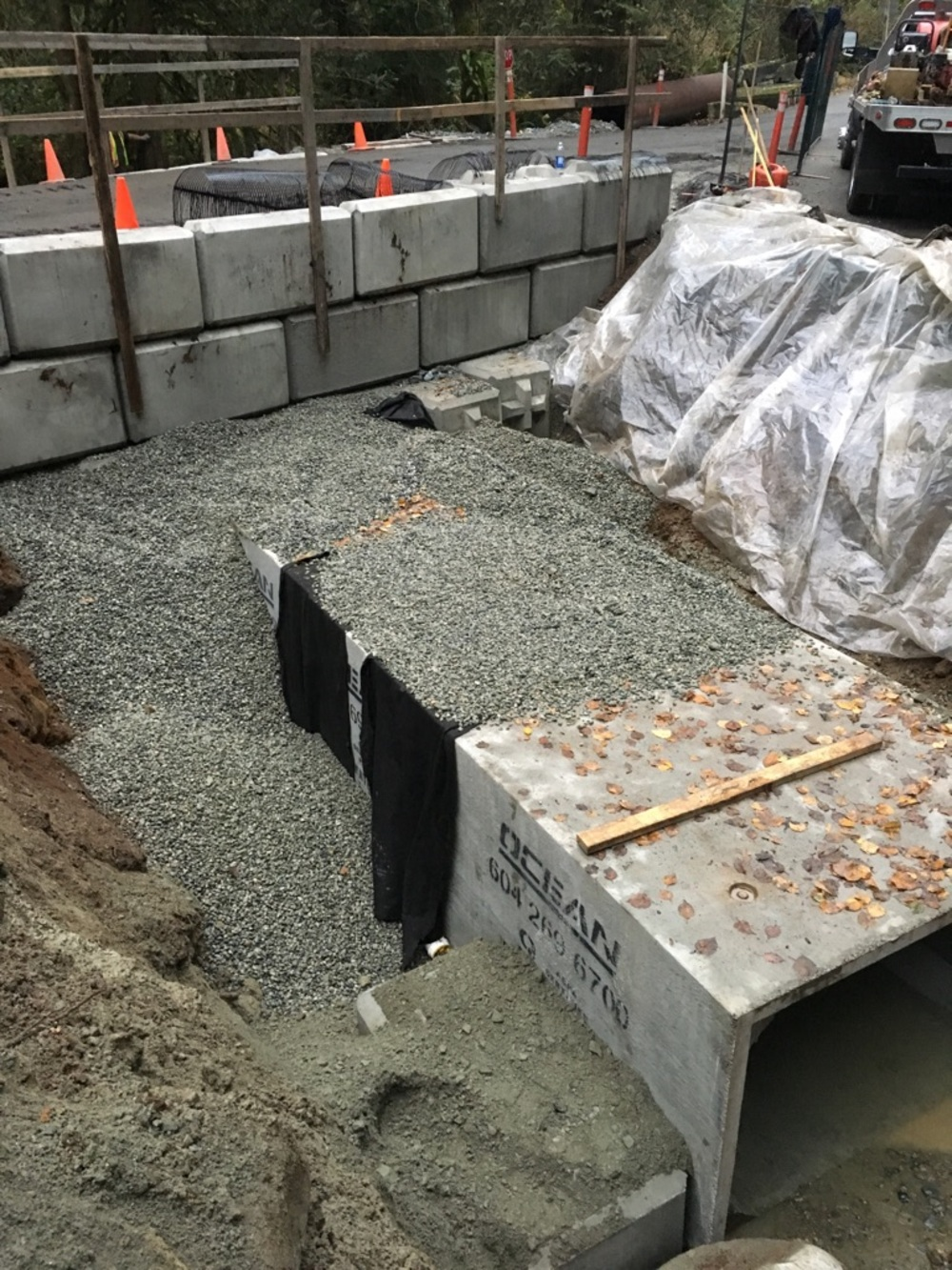 Indian River Drive Culvert Replacements -District of North Vancouver