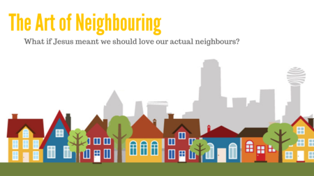 The Art of Neighbouring