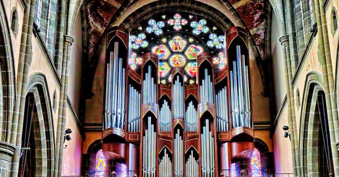 Organ Series returns in June