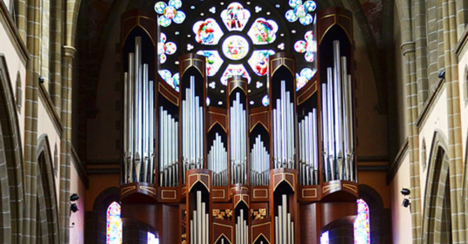 Summer Organ Series #1 with Donald Hunt