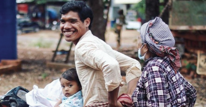 Stories of Change in Cambodia image