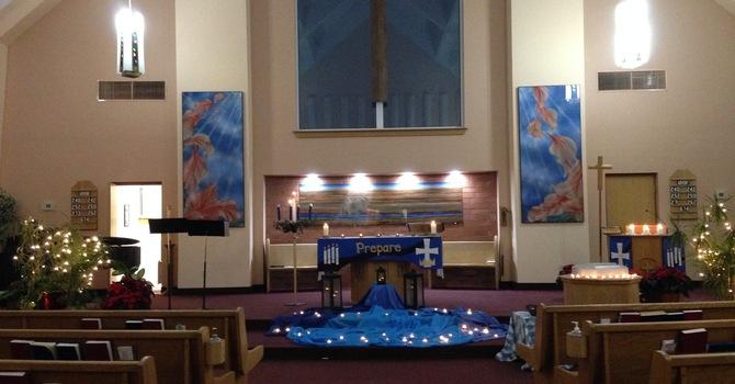 Taize Blue Christmas Service