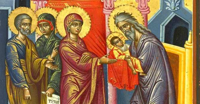 A Homily for Candlemas image