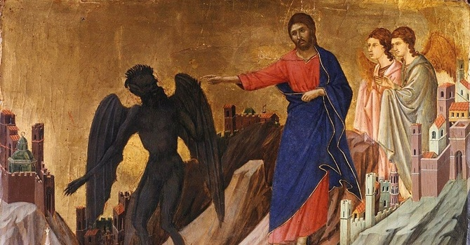 A Homily for the 1st Sunday in Lent image