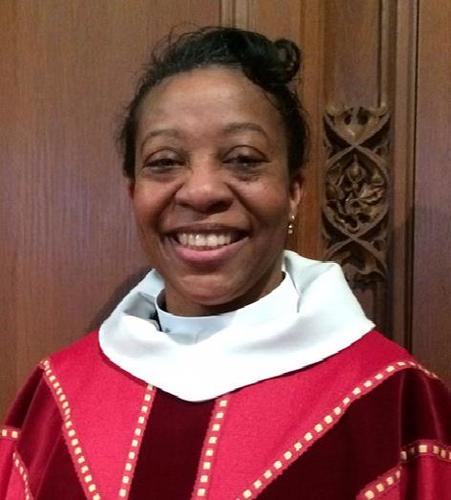 The Reverend Canon Hilary Murray