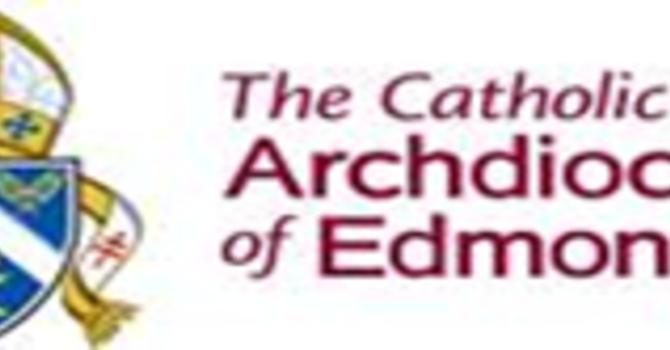 Notice from Archbishop regarding Development & Peace